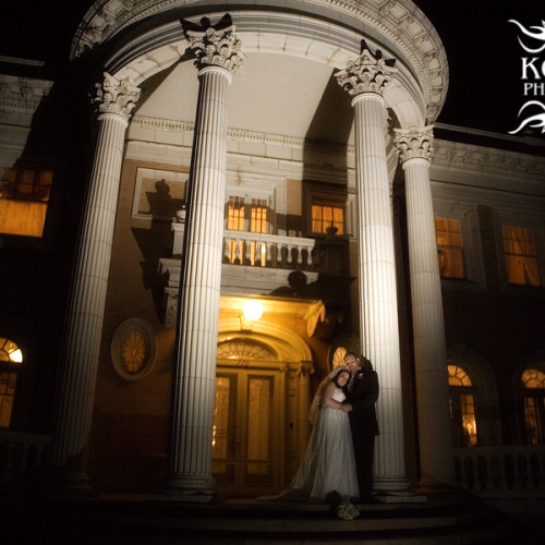 The Grant-Humphreys Mansion- Stacey and Jason's Denver Wedding