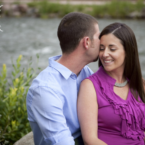 Mindy and Justin- Golden Engagement Shoot