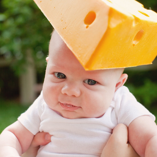 Troy and the Cheesehead