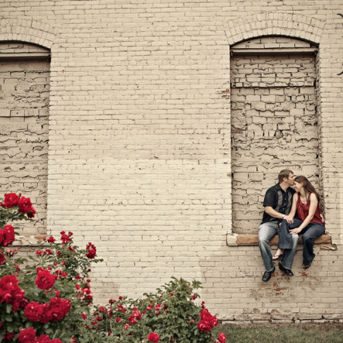 Tina and Kody- Denver Engagement Session
