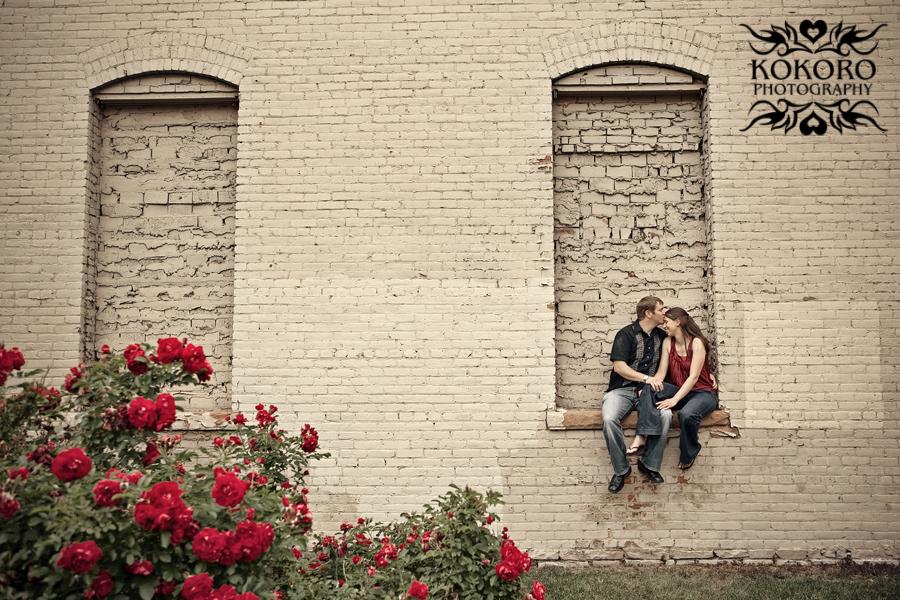 Tina and Kody- Denver Engagement Session