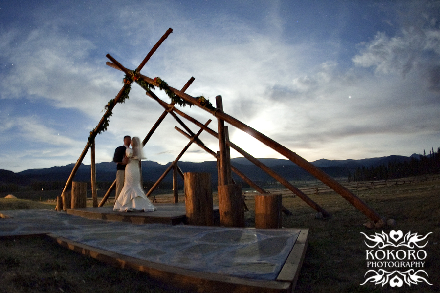 Sue and Craig, Devil's Thumb Wedding Photography