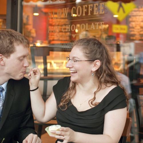 Deena and Ben - Engagement Session in Boulder