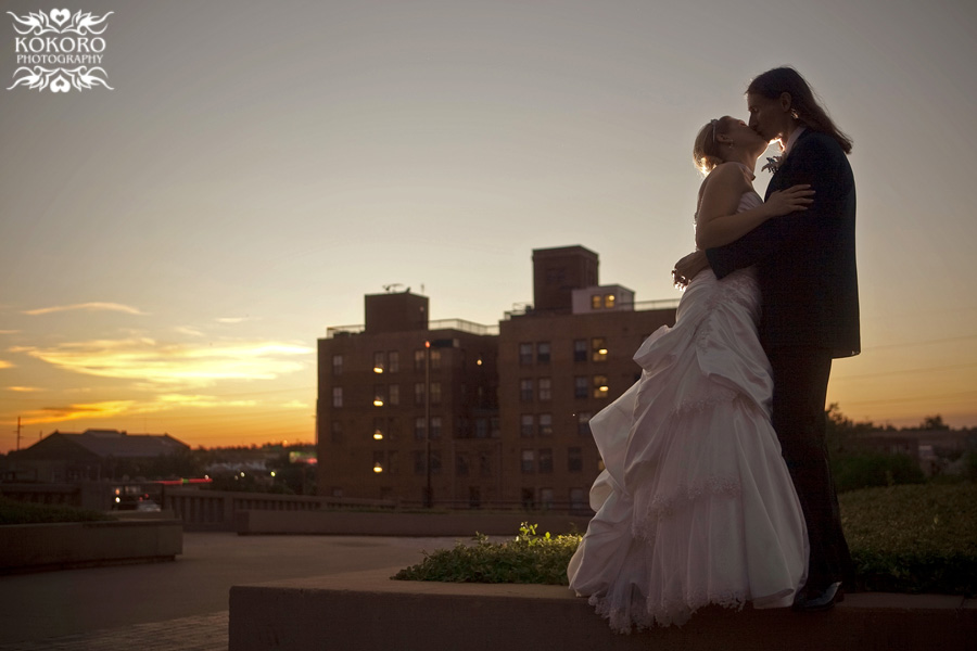 Somer and Ben's Tulsa Oklahoma Wedding - Kokoro Photography
