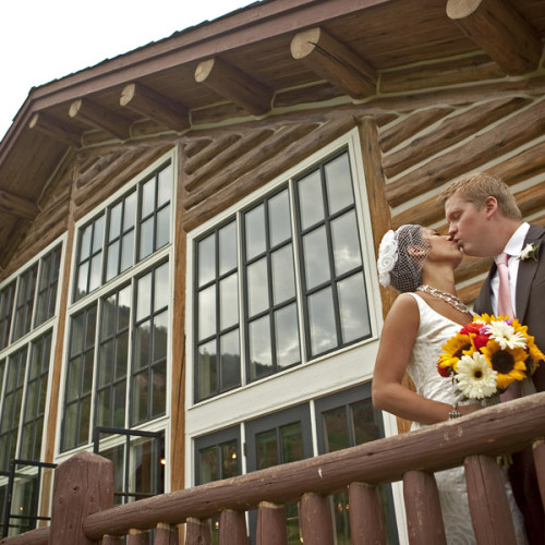 Beano's Cabin at Beaver Creek, Colorado - Colorado Wedding Photography