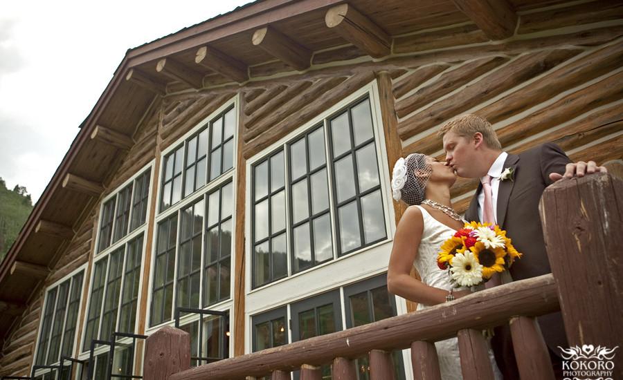 Beano s cabin at beaver creek colorado colorado wedding for Beano s cabin beaver creek