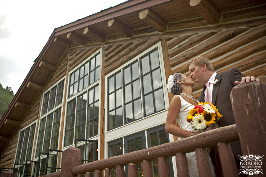 Beano's Cabin at Beaver Creek, Colorado - Colorado Wedding Photography