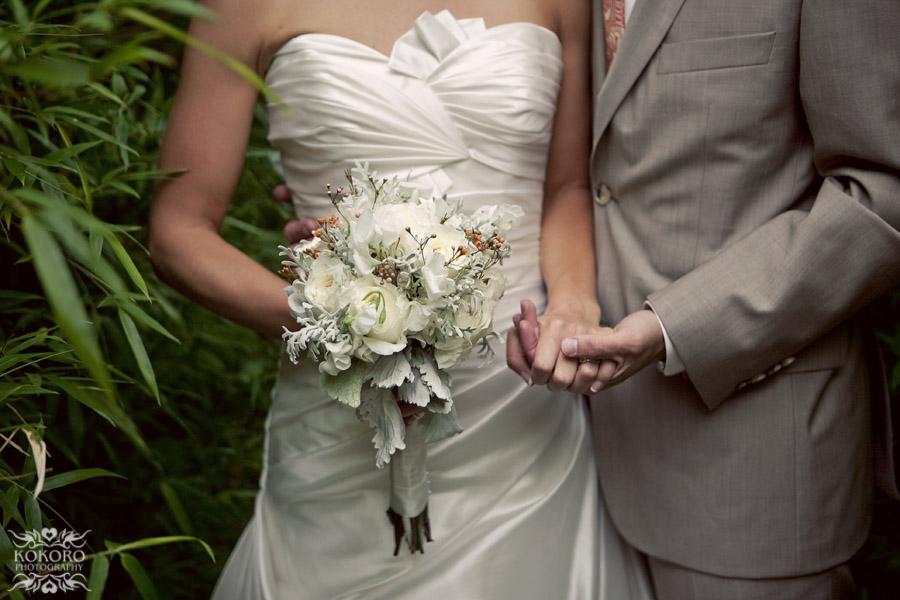 COUTUREColorado - Two Weddings at the Denver Botanic Gardens