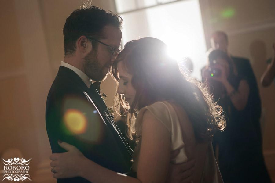 Anna and Matt - Stanley Hotel Wedding