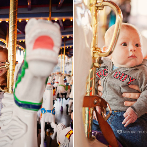 Charlee and Brayden- Disneyland Kid Portraits
