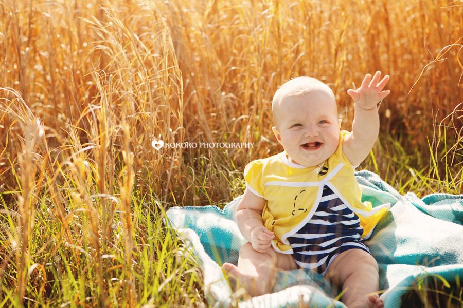 Elowen! Southeast Kansas Family Photography