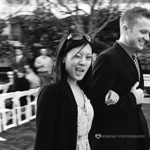 Jen and John- St. Regis Monarch Beach Wedding Rehearsal