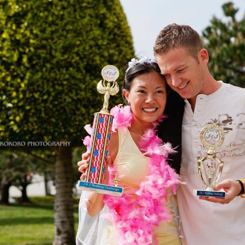 Jen and John- Bridal 5K