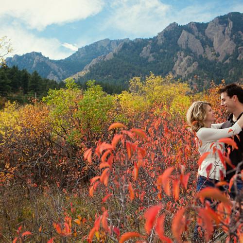 Jennifer and Jeff- Boulder County Engagement Session
