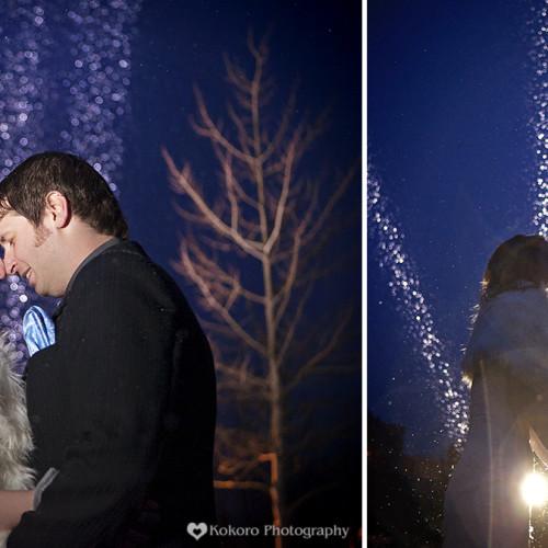 Jodine and Michael- Breckenridge Snow Sculpture Wedding