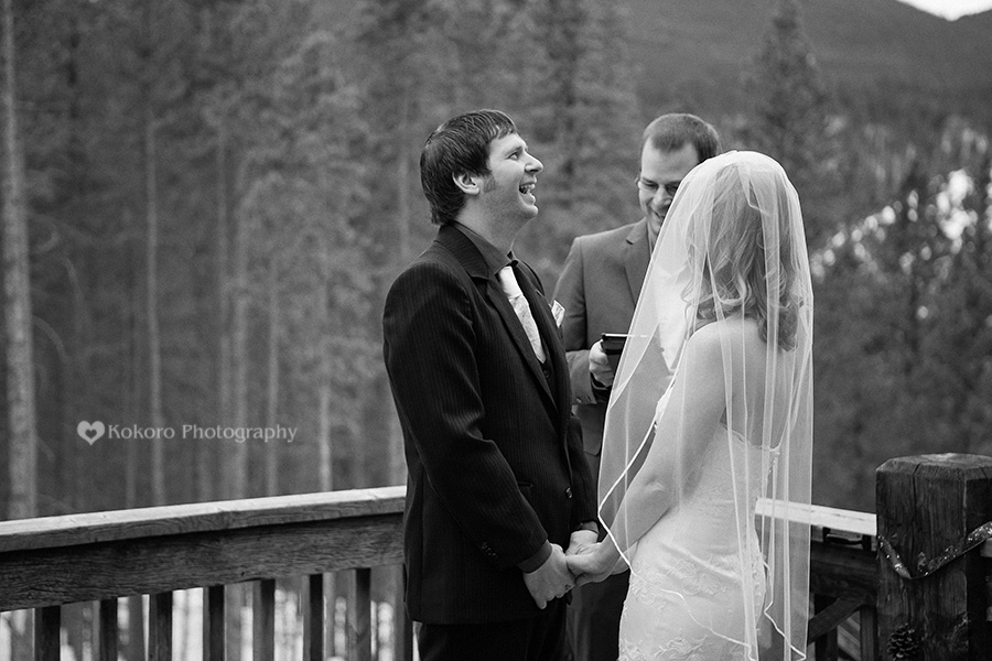 Breckenridge Colorado Winter Wedding
