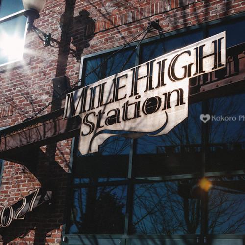 Colorado Wedding Venue- Mile High Station