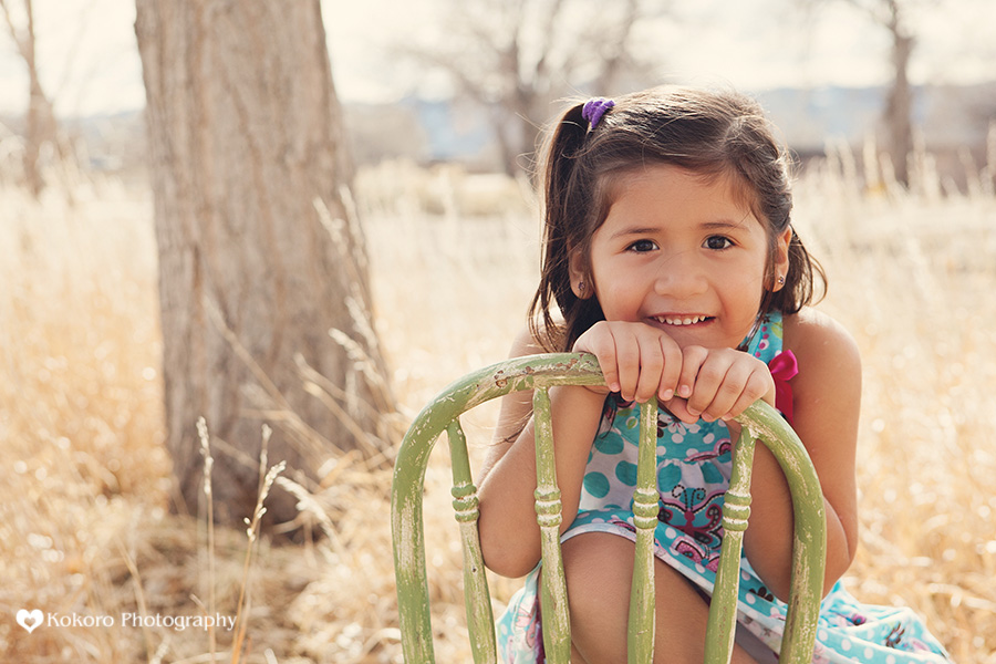 Child Photography in Littleton, Colorado