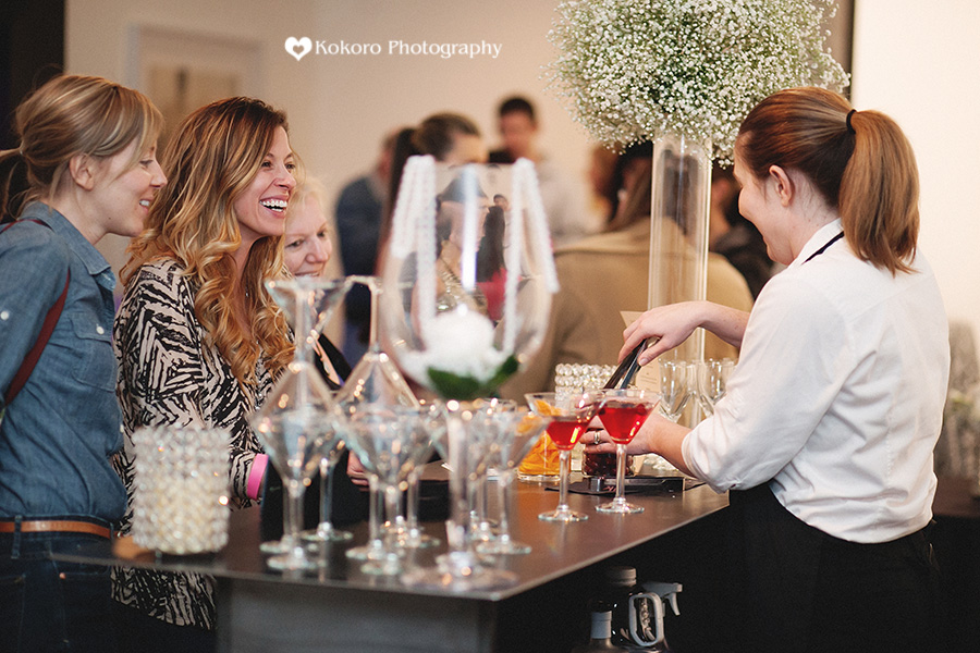 Wedding and Event Photography at The Space Gallery