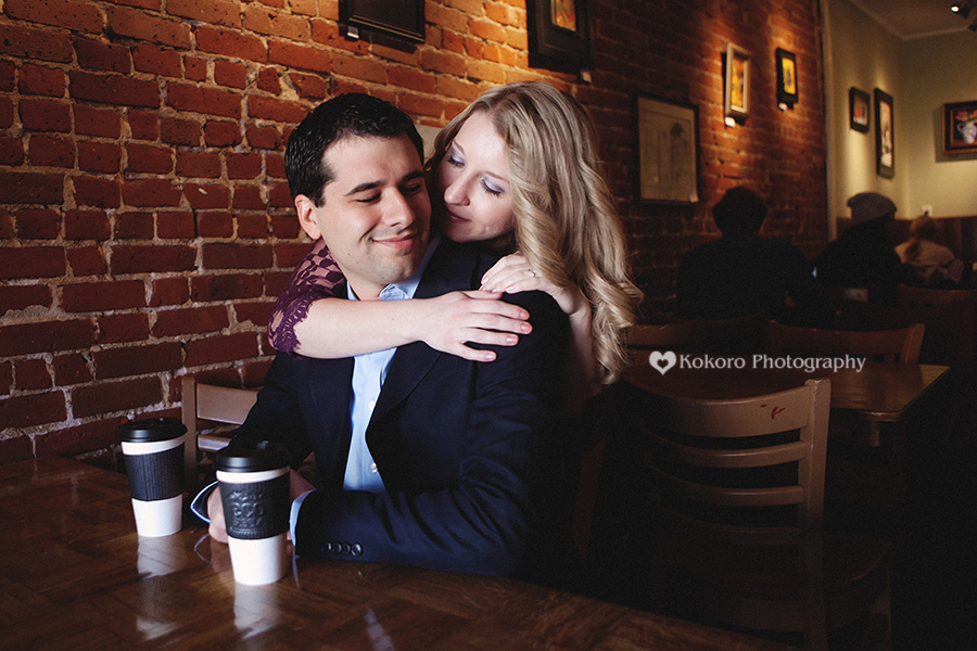 Nicole and Peter- University of Denver Engagement Session