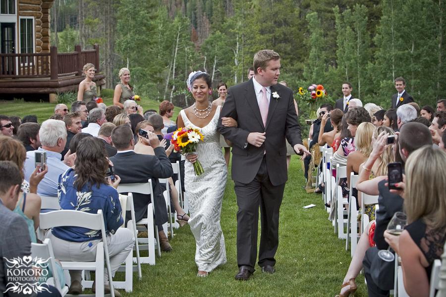 Colorado Mountain Weddings