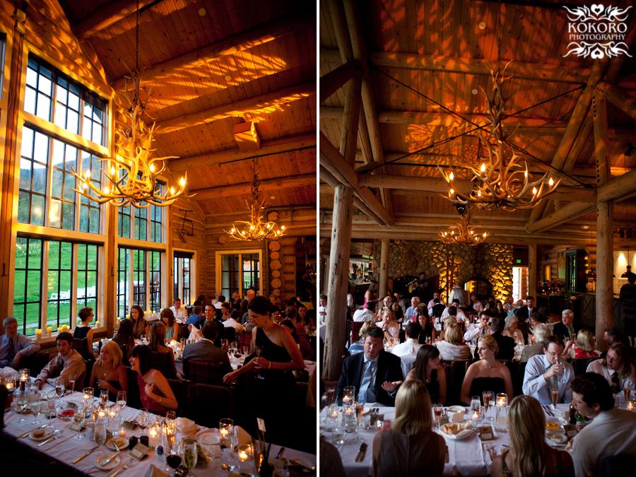 Colorado wedding venues beano s cabin for Cabin wedding venues