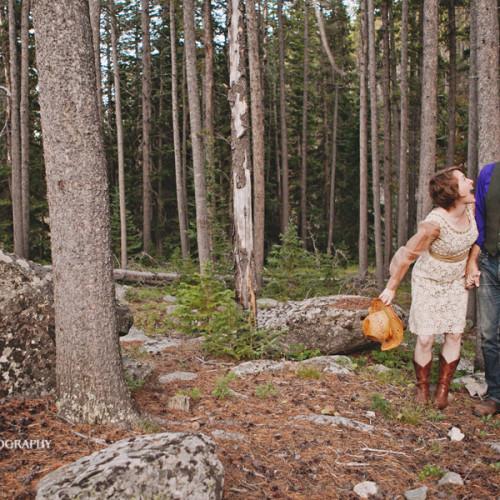 Jen and Zack- Buffalo, Wyoming Wedding Part 1