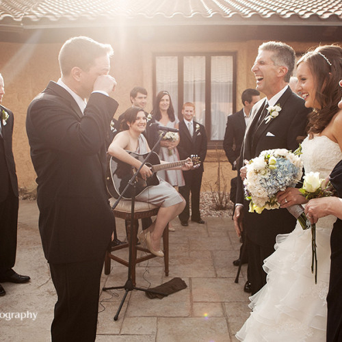 Danah and Matt- Villa Parker Wedding