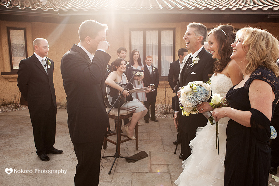 Danah and Matt- Villa Parker Wedding