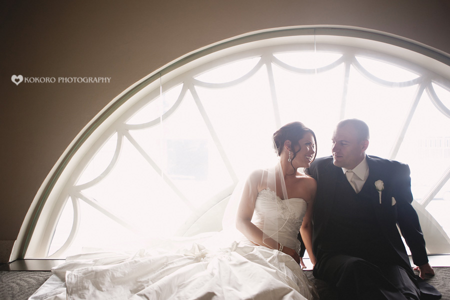 Kally & Brian- Kevin Taylor's at the Opera House Wedding