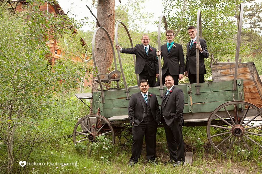 Wild Basin Inn Wedding0019
