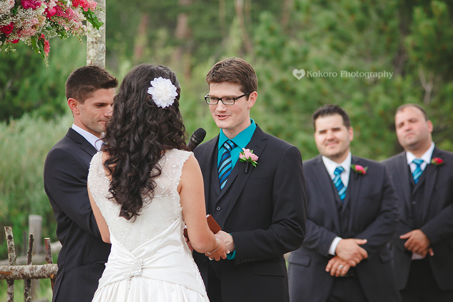 Wild Basin Inn Wedding0041