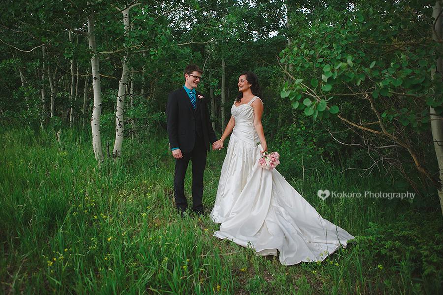 Wild Basin Inn Wedding0056