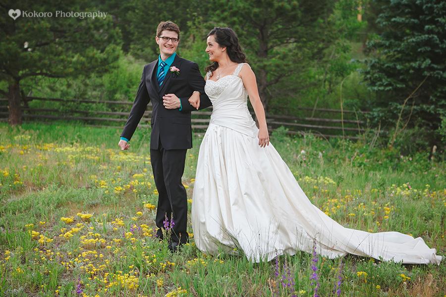 Wild Basin Inn Wedding0060