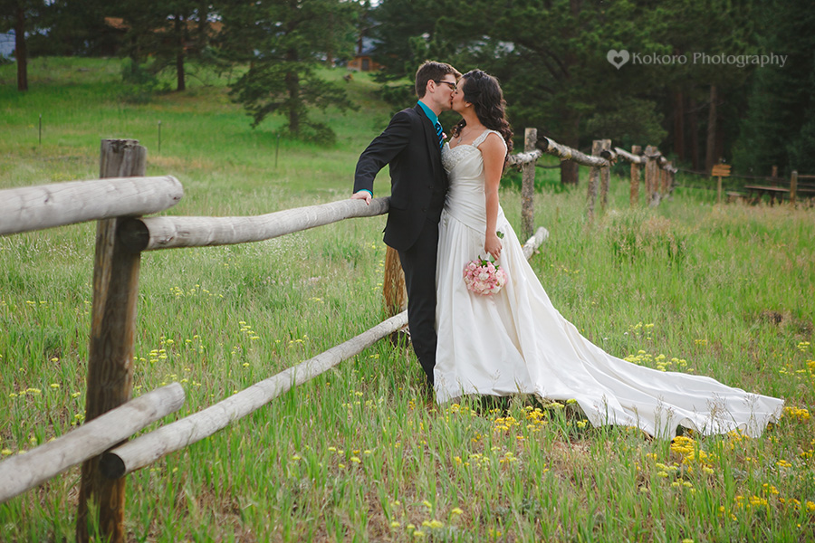 Wild Basin Inn Wedding0064