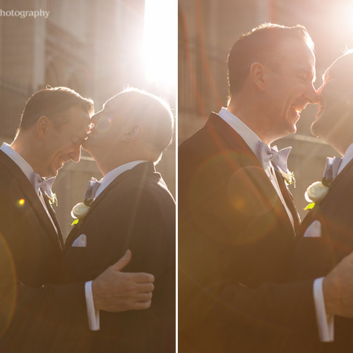 Andrew and David- Episcopal Cathedral and Ritz Carlton Wedding