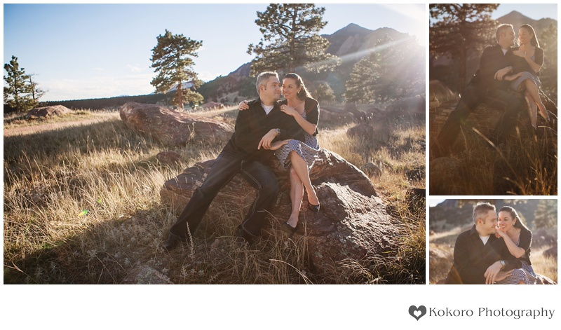 Boulder Mountain Engagement