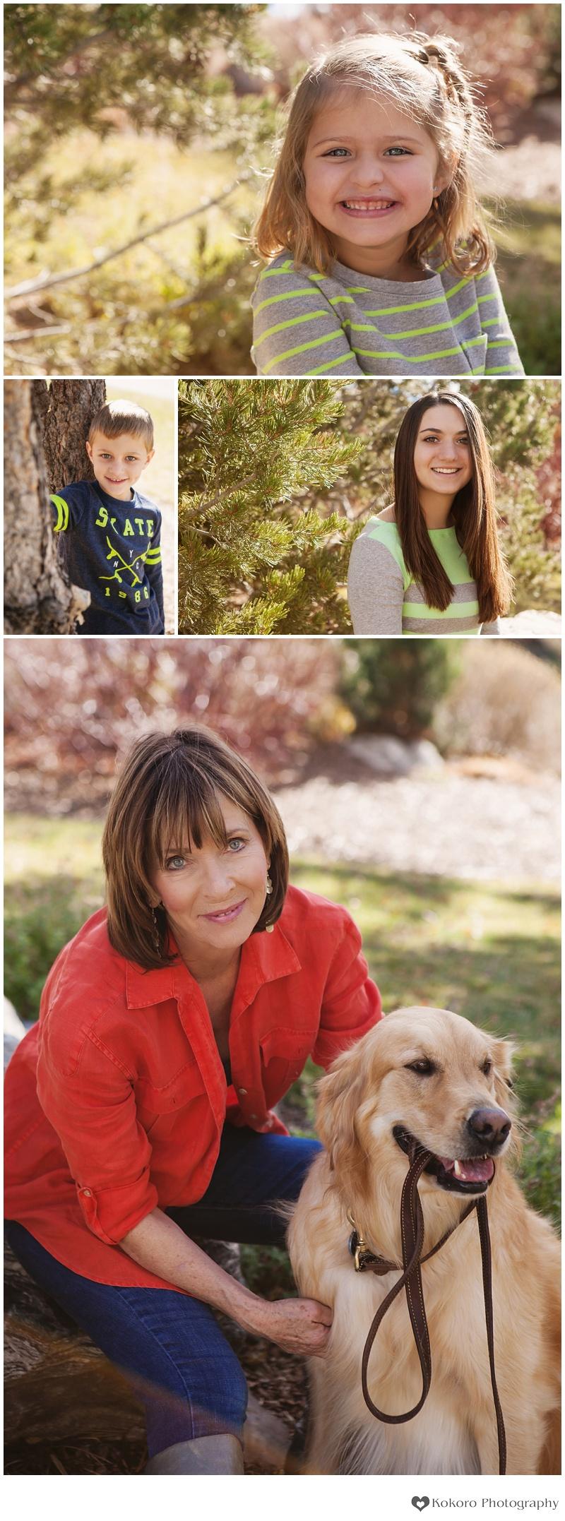 Castle Rock, Colorado Family Formals