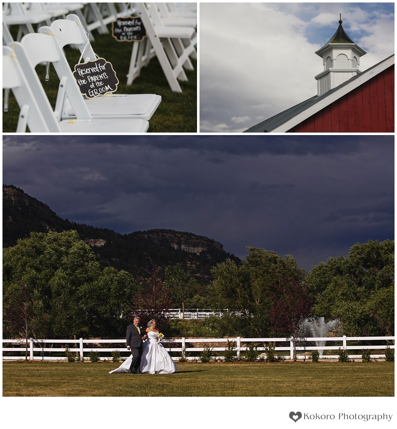 Red Barn for Colorado Events