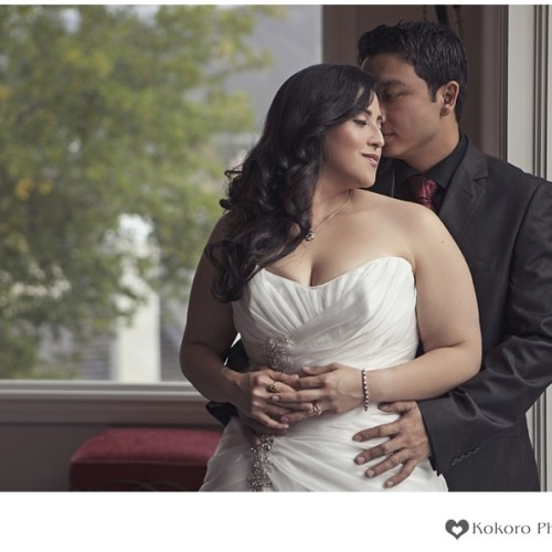 Victoria and Naam- Agoura Hills Private Home Wedding
