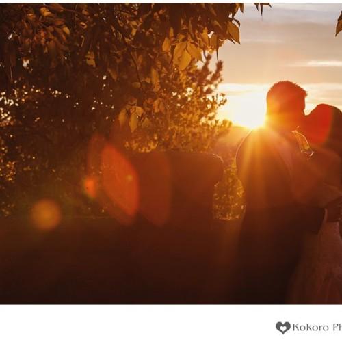Elizabeth and Steven - Villa Parker Wedding