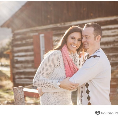 Nanci and Curtis- Downtown Golden Engagement