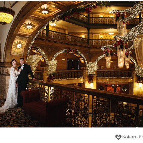 Susan and Jeff- Brown Palace Hotel Wedding