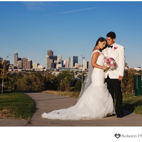 Salome and Julian- Mile High Station Wedding