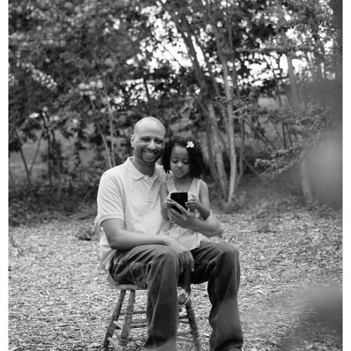 Family Photos at Hudson Gardens