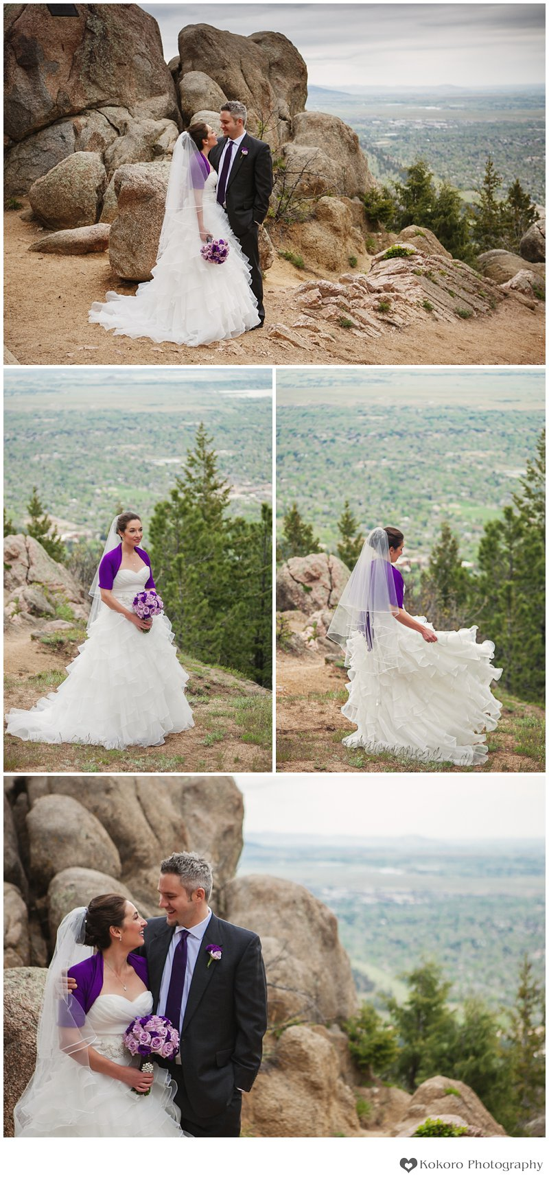 Boulder Sunrise Amphitheater Wedding0069