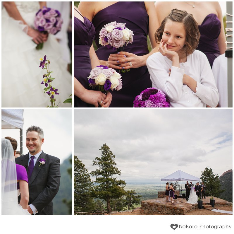 Boulder Sunrise Amphitheater Wedding0103