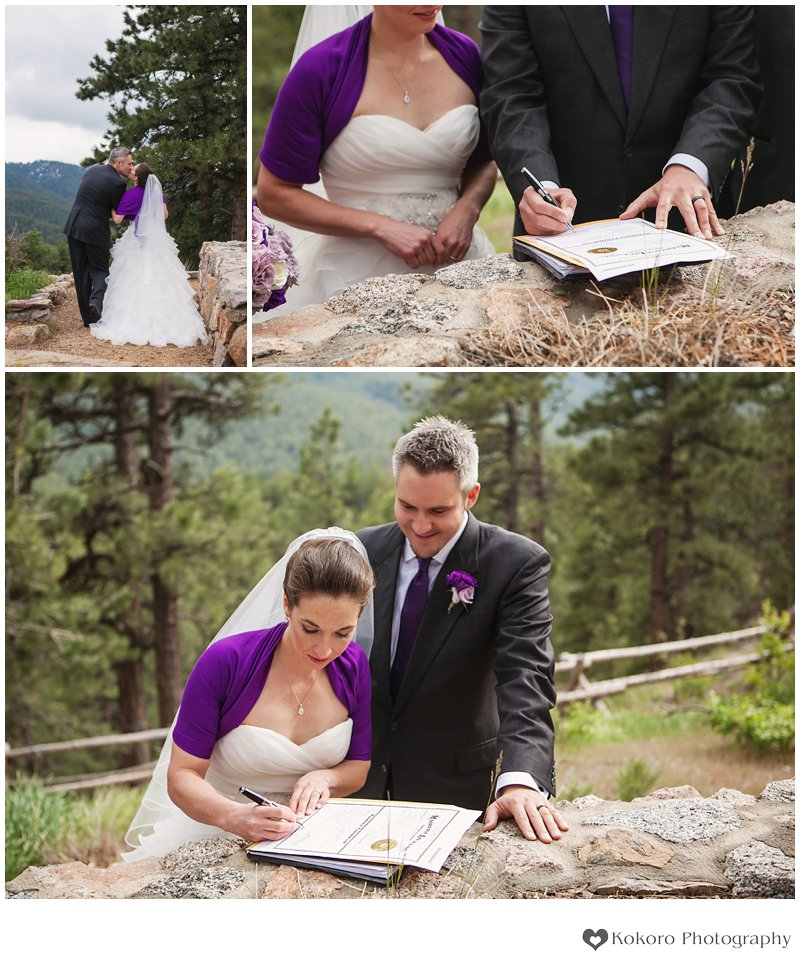 Boulder Sunrise Amphitheater Wedding0119