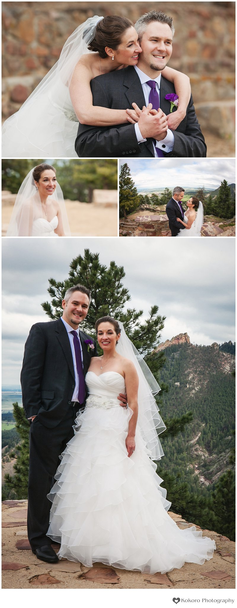 Boulder Sunrise Amphitheater Wedding0140