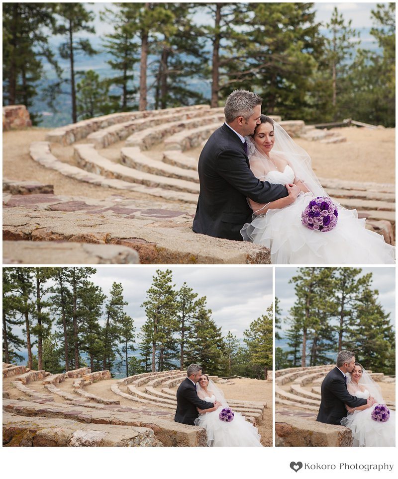 Boulder Sunrise Amphitheater Wedding0144